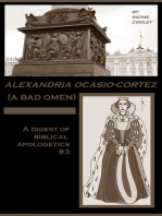 Alexandria Ocasio-Cortez (A Bad Omen) A Digest of Biblical Apologetics #3