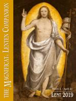 2019 Magnificat Lenten Companion