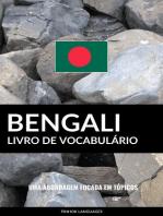 Livro de Vocabulário Bengali