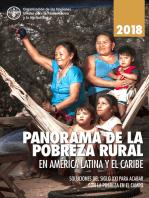 Panorama de la pobreza rural en América Latina y el Caribe 2018