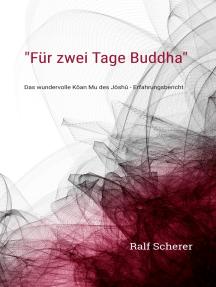 """""""Für zwei Tage Buddha"""": Das wundervolle Kôan Mu des Jôshû - Erfahrungsbericht"""