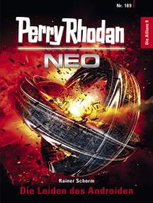 Perry Rhodan Neo 189: Die Leiden des Androiden: Staffel: Die Allianz