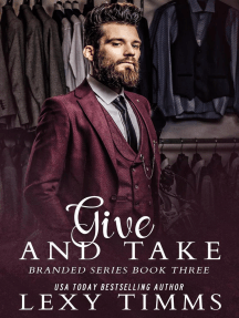 Give and Take: Branded Series, #3