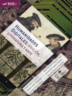 Humanidades Digitales: edición, literatura y arte