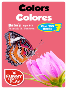 Colors Colores: Baby's Age 1-3