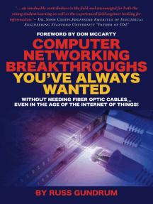 Computer Networking Breakthroughs You've Always Wanted