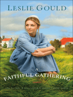 A Faithful Gathering (The Sisters of Lancaster County Book #3)