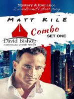 Matt Kile Combo Set One. 2 novels and a short