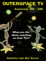Outerspace TV Cartoons Book 4