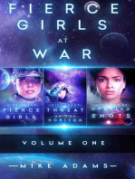 Fierce Girls At War Vol. One