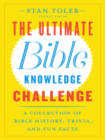 The Ultimate Bible Knowledge Challenge