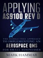 Applying AS9100 Rev D