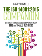 The ISO 14001:2015 Companion: A Straightforward Guide to Implementing an EMS in a Small Business