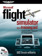 Microsoft® Flight Simulator as a Training Aid