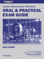 Aviation Maintenance Technician Oral & Practical Exam Guide