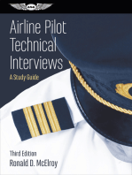 Airline Pilot Technical Interviews: A Study Guide