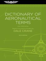 Dictionary of Aeronautical Terms