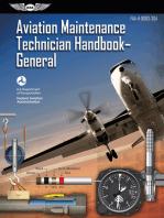 Aviation Maintenance Technician Handbook – General: FAA-H-8083-30A