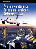 Aviation Maintenance Technician Handbook: Airframe, Volume 1: FAA-H-8083-31A, Volume 1