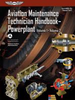 Aviation Maintenance Technician Handbook: Powerplant: FAA-H-8083-32A