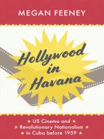 Hollywood in Havana