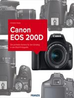 Kamerabuch Canon EOS 200D