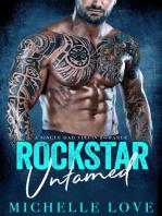 Rockstar Untamed (A Single Dad Virgin Romance)