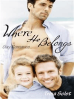 Where He Belongs (Gay Romance)