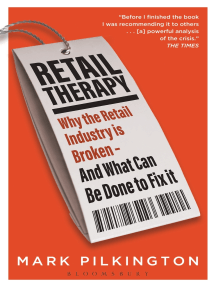 Retail Therapy: Why The Retail Industry Is Broken – And What Can Be Done To Fix It