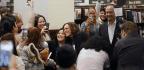 Kamala Harris Wraps Up Book Tour In LA Amid Buzz Of A Presidential Run