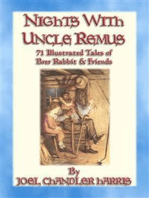 NIGHTS WITH UNCLE REMUS - 71 Illustrated tales narrated by Uncle Remus