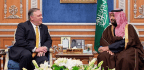 Pompeo Presses Saudi Crown Prince For Accountability On Khashoggi Slaying