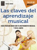 Las claves del aprendizaje musical