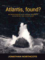 Atlantis, Found? An investigation into ancient accounts, bathymetry and climatology