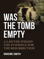 Was the Tomb Empty?