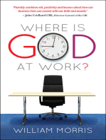 Where Is God at Work?