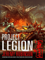 Project Legion (A Kaiju Thriller)