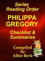 Phillipa Gregory