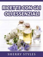 Ricette Con Gli Oli Essenziali