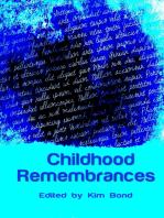 Childhood Remembrances