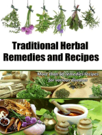 Traditional Herbal Remedies and Recipes