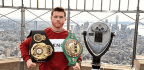 Canelo Alvarez To Fight Daniel Jacobs In May 4 Middleweight Unification