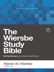 NKJV, Wiersbe Study Bible, Red Letter, Ebook: Be Transformed by the Power of God's Word