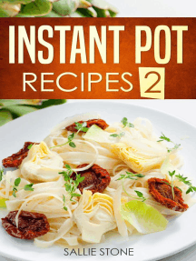 Instant Pot Recipes 2