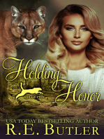 Holding Honor (Ashland Pride Nine)