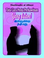 Tata Cara Pesta Perkawinan Yang Islami