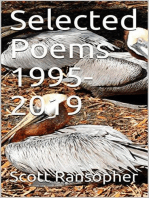 Selected Poems 1995-2019