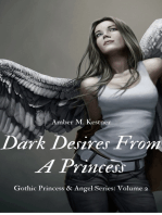 Dark Desires from A Princess Gothic Princess and Angel Series