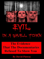 Evil in a Small Town