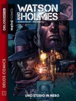 Watson & Holmes Uno studio in nero